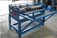 Easy Operate Sheet Metal Slitter Machine Untuk Roll Forming System Cutting Tiles