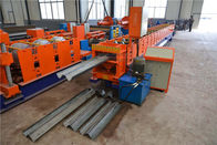 Two Waves Highway Guardrail Roll Forming Machine, Steel Roll Forming Machine