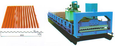 Cina Automatic Wall Panel Roll Forming Machine, Sheet Metal Roll Forming Machine pabrik
