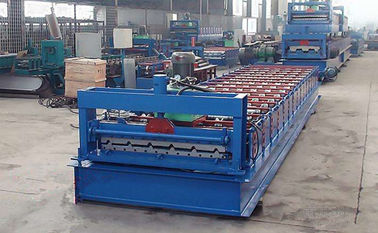 Cina Zinc Corrugated Iron Roofing Panel Cold Roll Forming Machines, Metal Rolling Equipment pabrik
