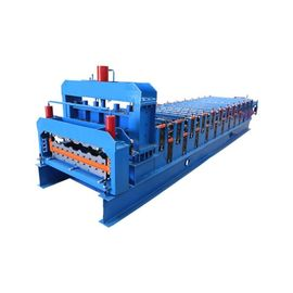 3kw Warna Glazed Roofing Step Tile Forming Machine
